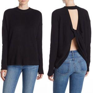 n:Philanthropy Ollie Cotton Blend Twist Sweater